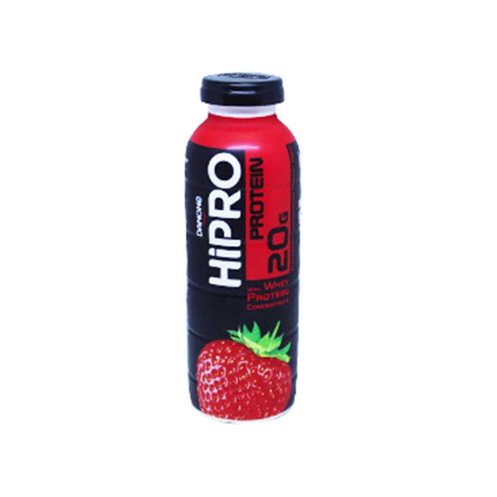 Danone Hipro Protein Cheak Strawberry | TSS The Supplement ...