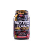 NitroTech Whey Gold – Strawberry