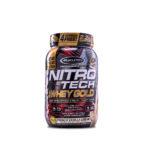 NitroTech Whey Gold – Vanilla